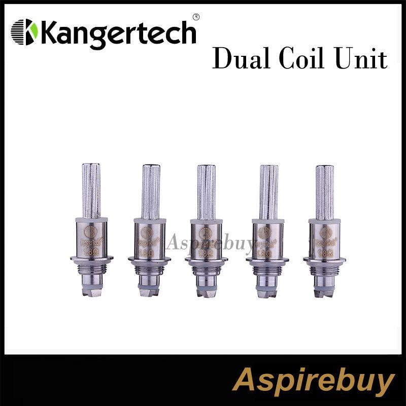 Autentica bobina doppia Kanger Aerotank / Aerotank Mega / Aerotank Mini / Evod Glass / Protank3 / Mini Protank3 / EMOW