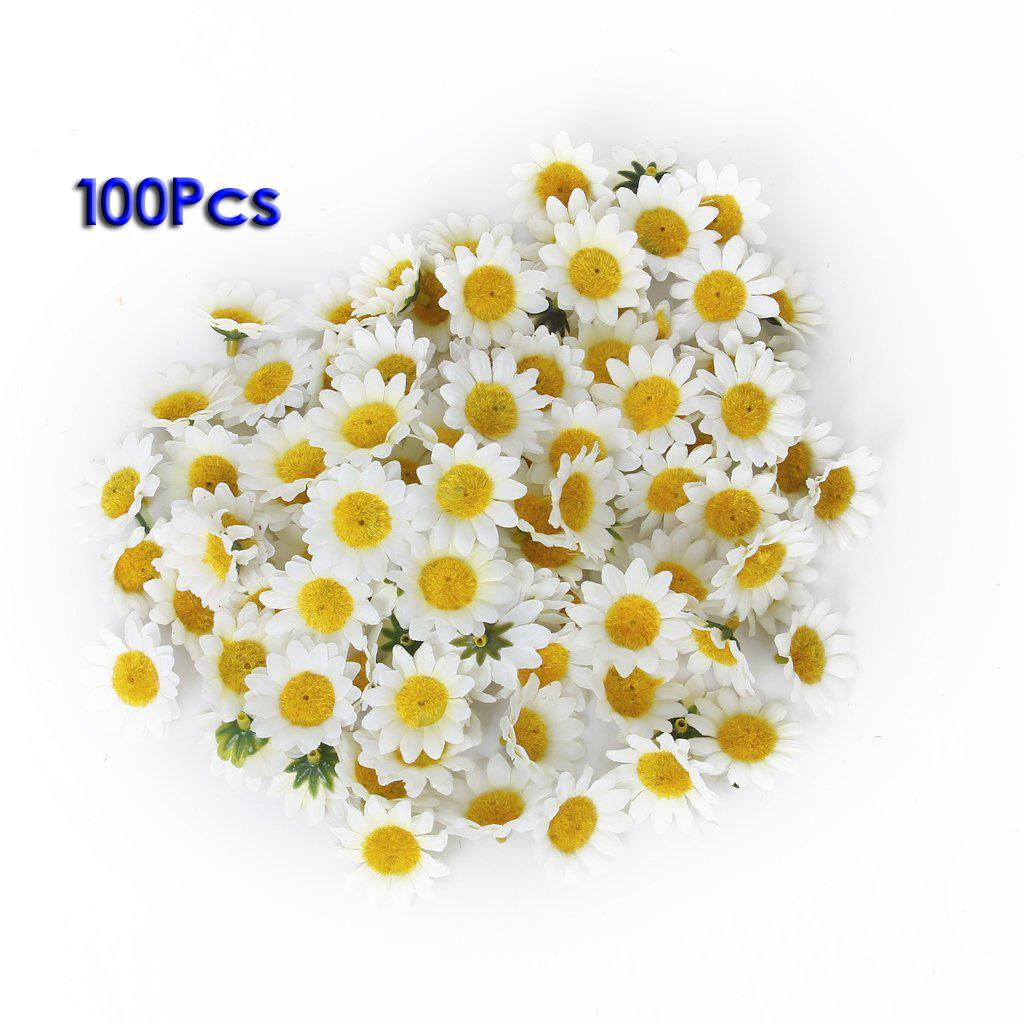 Wholesale Phfu Approx Artificial Gerbera Daisy Flowers Heads For