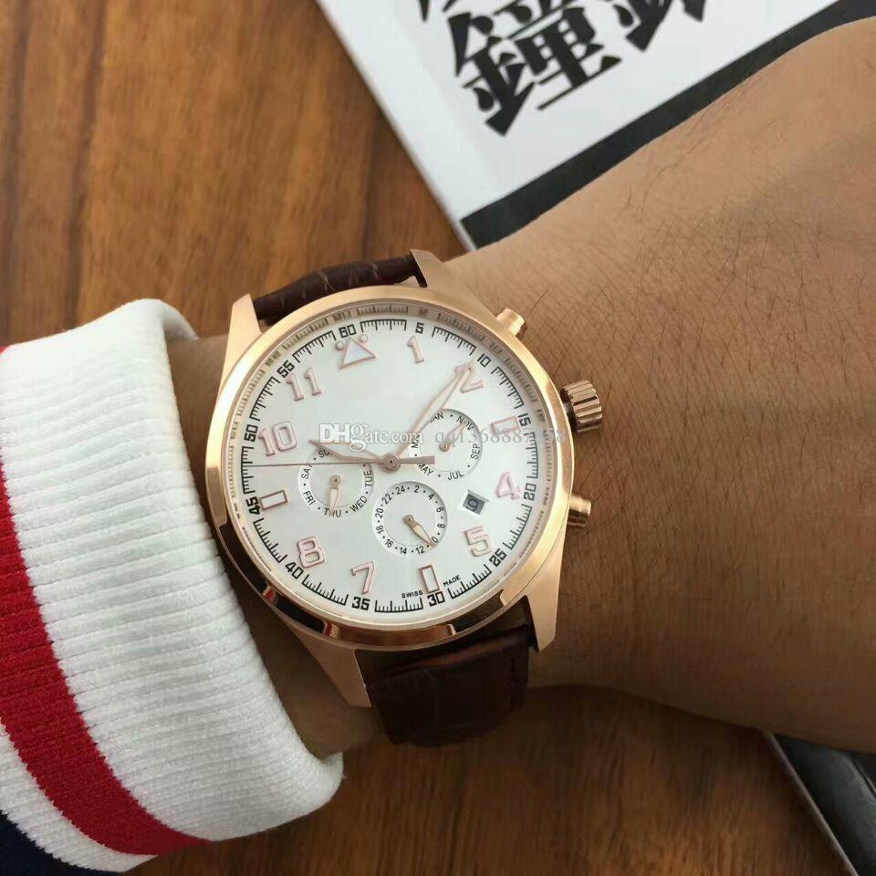 76442ec36 Compre Hot AAA + NEW Preto Watch.New Relógio Automático Assista   Relógios  Men Relógios De Pulso De Qq1368887858