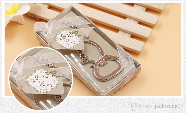 2018 Love Forever Bottle Opener Wedding Favors And Gifts For Guests Souvenirs Party Supplies From Jackwang07 085