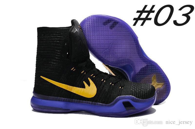 22d14d4025a9 kobe 10 shoes high cut