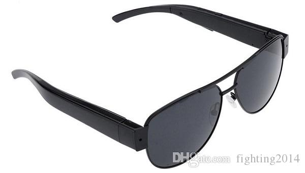 Full HD 1080P Sunglasses camera Glasses Eyewear DVR pinhole camera audio video recorder mini camcorder Sports DV mini Gunglasses DVR