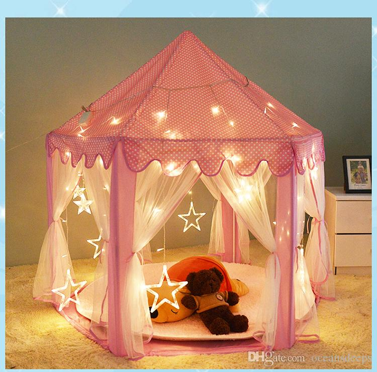 Portable Kids Play Tents Ultralarge Fencing For Children Baby Fence Girls Princess Castle Indoor Outdoor Toys House Playpens Children Play Tents Baby Tents ...  sc 1 st  DHgate.com & Portable Kids Play Tents Ultralarge Fencing For Children Baby ...