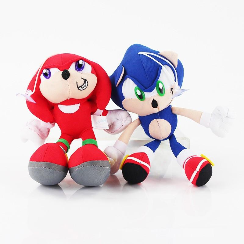 20 Cm Sonic The Hedgehog Plush Fox Toys Tails Anime Plush Doll Fox