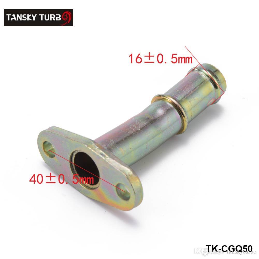 TANSKY - عدة أنابيب استنزاف النفط Turbo لشركة ميتسوبيشي TD015 TD02 TD03 TD04 TD05 TD06 KKK K03 K04 TK-CGQ50