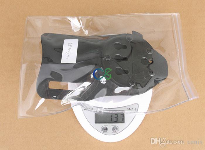 Airsoft Tactical Drop Pistol Platform GC Sistema di montaggio G17 P226 1911 Platform Duty Belt la caccia cl7-0082