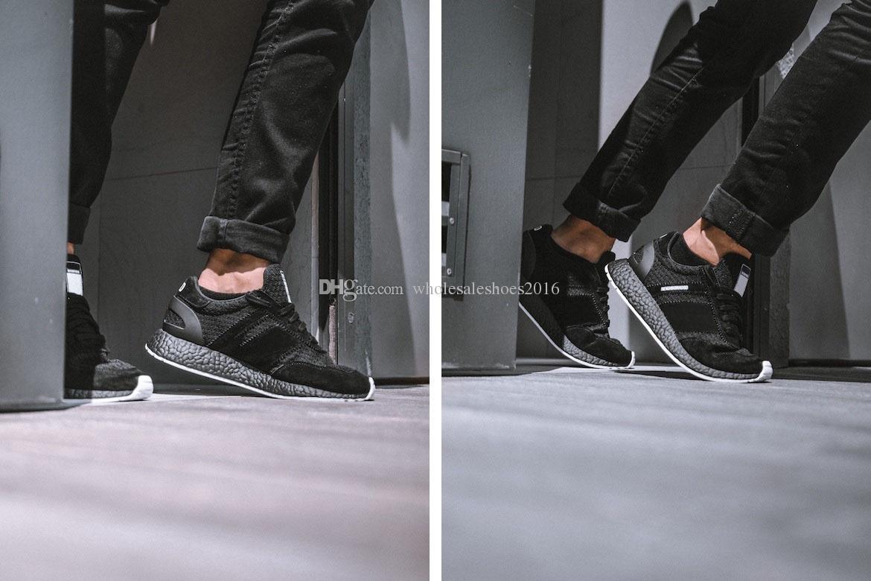 differently 827d8 99391 ... 2018 2017 New Original Iniki Runner Boost X Neighborhood Men Running  Shoes Nbhd The adidas .