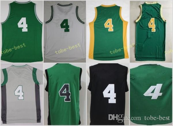 645109607587 ... 2017 top sale 4 isaiah thomas jersey throwback sport basketball jerseys  green with black name number
