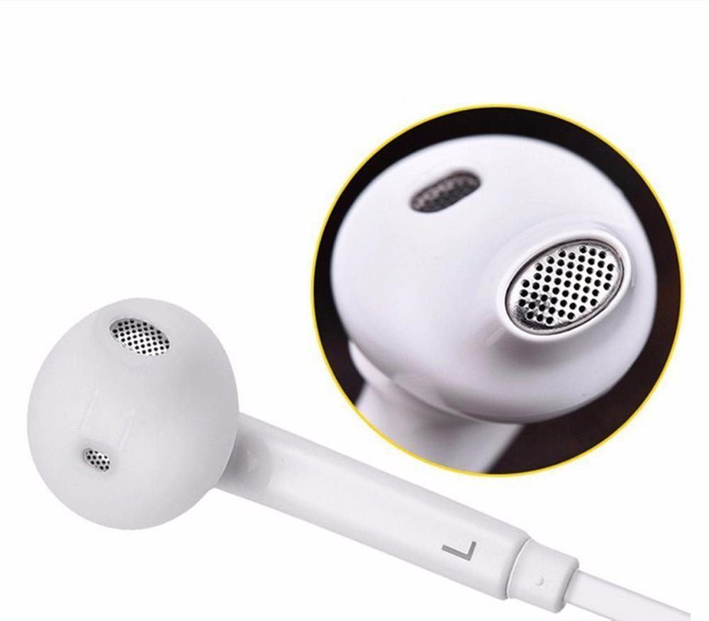 سماعة أذن s6 في الأذن مع التحكم عن بعد حجم هيئة التصنيع العسكري 3.5 ملليمتر glod مطلي التوصيل للهواتف الذكية مشغل mp3 اللوحي شحن dhl