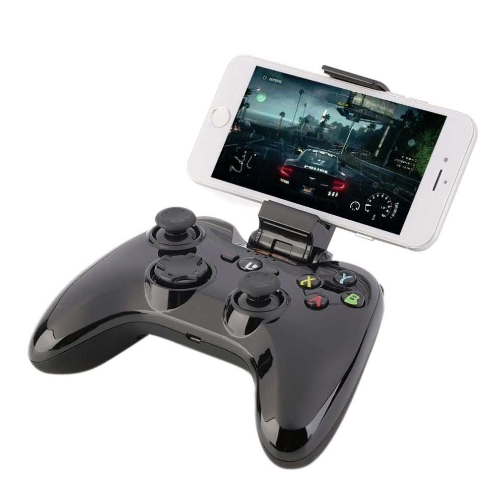 promo code 0c800 fa9d1 Freeshipping New MFI Bluetooth Wireless Game Controller Joystick For Iphone  5 6 6S Plus Wholesale