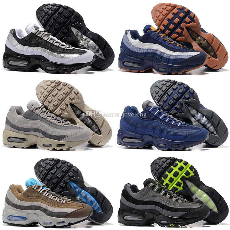 Mens 95 Shipping Famous Cushion Zapatillas Deportes Compre Air Drop qVGzMSpU