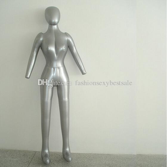 Livraison gratuite! modèle de torse gonflable pour hommes et femmes, modèles féminins gonflables, présentoir pour femmes, mannequin gonflable en pvc, corps complet, M00358