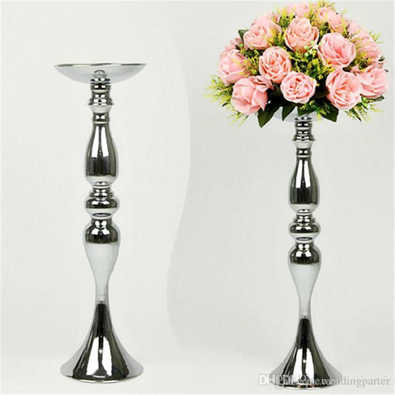 12inch 20inch 43inch Height Metal Candle Holder Candle Stick Wedding