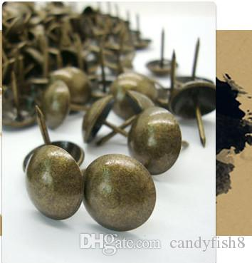 Hardware supplies furniture &hardware accessories Bubble nail thickening sofa antique bronze nails pin hardware antique door 13mm*17mm