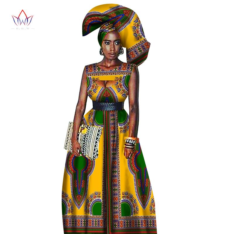 2018 traditional african women clothing african print wax