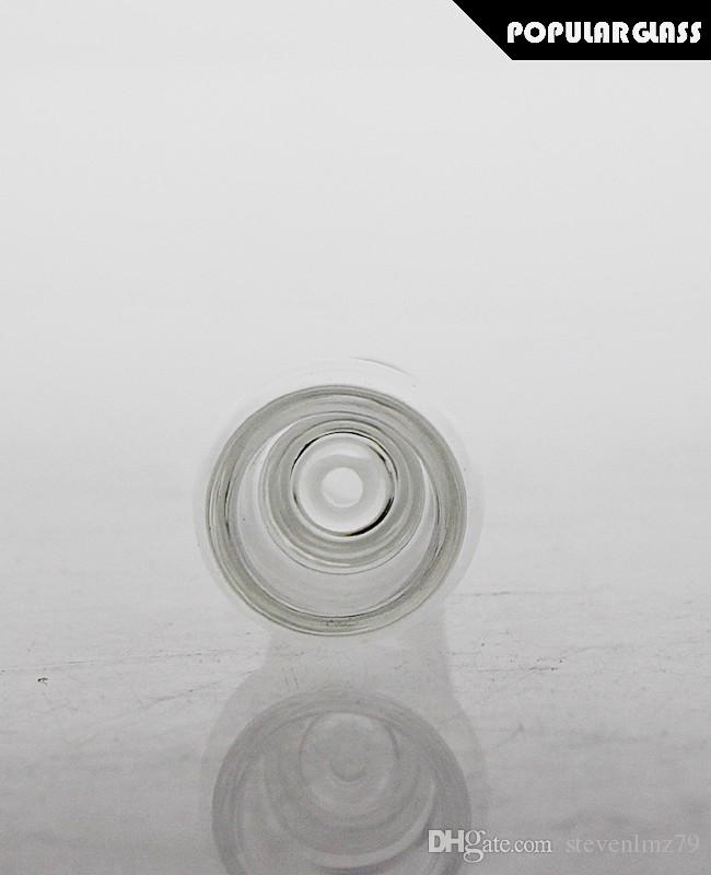 Saml glass Free sipping normal male Glass Bowl For Bongs Tobacco Bowls For Smoking Pipe Herb Bowl 18.8mm and 14.4mm PG5075