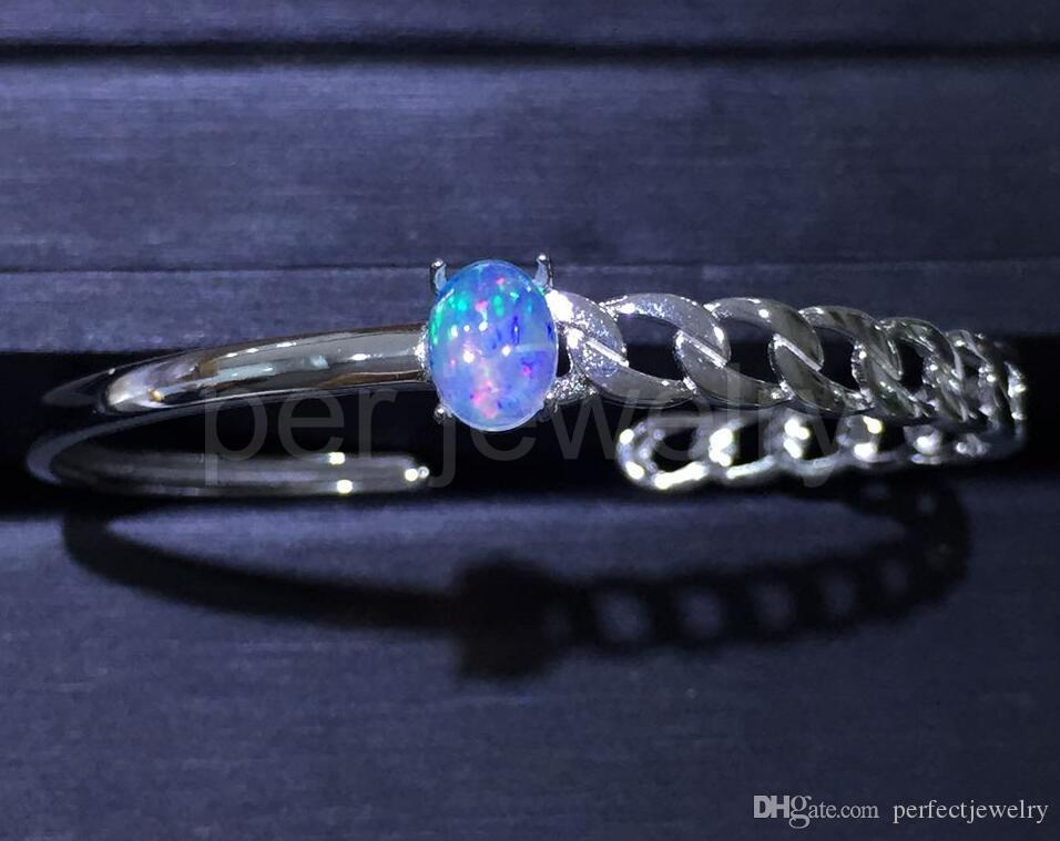 biographie bracelet real dainty bead products opal
