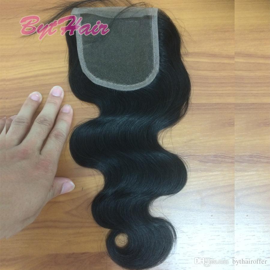Bythair Menschliches Haar Spinnt Bündel Unverarbeitetes Brazillian Peruanisches Indisches Malaysisches Reines Menschenhaar Körperwelle Haarverlängerungen Mit Verschlüsse