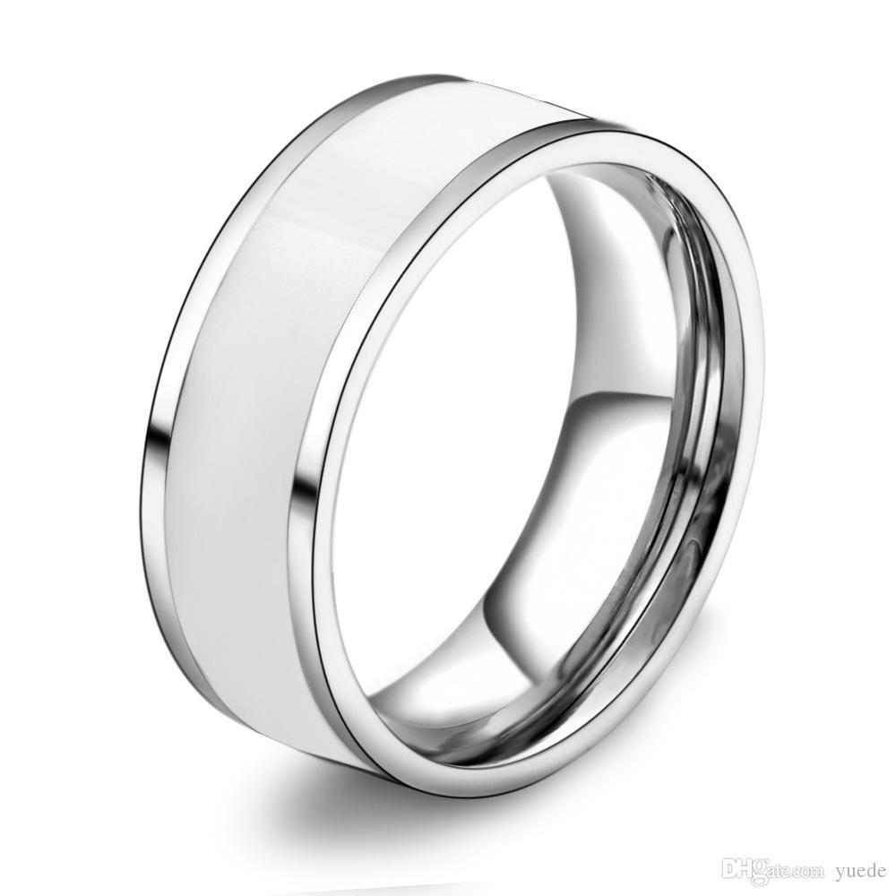 En gros 3 Couleurs Vente Anillos 2017 rétro Anneaux En Acier Inoxydable Pour Femme Marque Nom Bijoux Thaïlande anneaux anneaux fit Pandora Charme