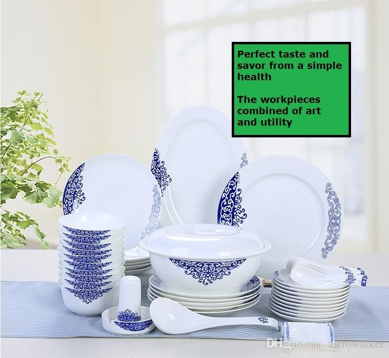 Cleaner Free Brand New Blue And White Porcelain Seashell Porcelain Dinnerware Sets Plate Bowl Spoon Ashtray Toothpick Bucket Discount Dinnerware Sets 12 ...  sc 1 st  DHgate.com & Cleaner Free Brand New Blue And White Porcelain Seashell Porcelain ...