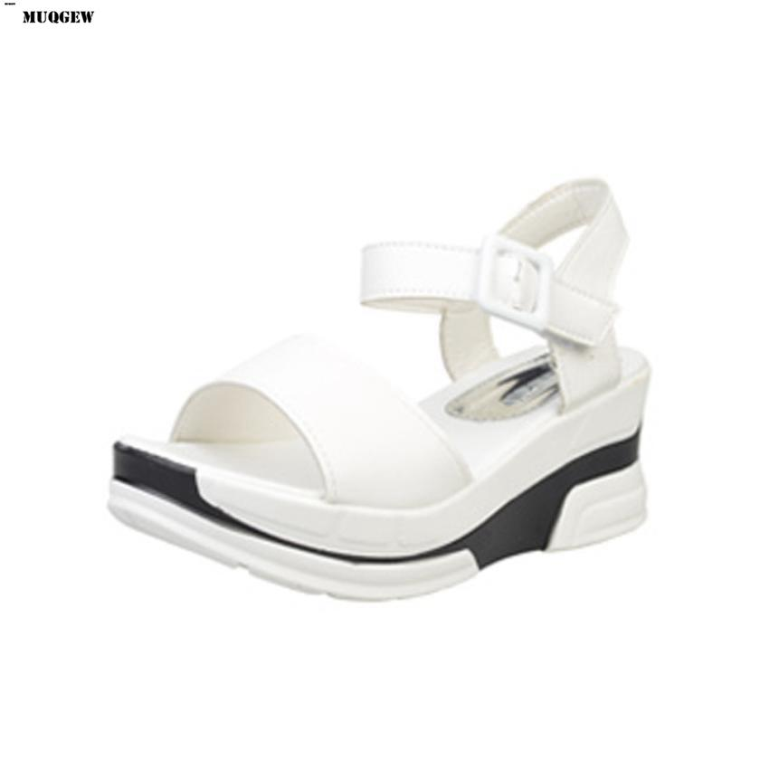 2a63c9a0c041 MUQGEW Sandals Women Shoes Summer Peep-toe Low Shoes Roman Sandals Ladies  Zapatos Mujer 99 Shoes Womanwomen Shoessandals Online with  23.08 Piece on  ...