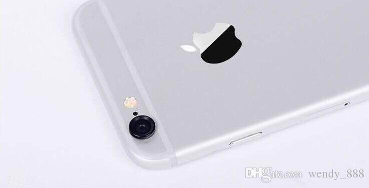 New Rear Camera lens metal protector Hoop Ring Circle bumper Frame case For iphone 6/6s/6plus/6splus + Retail packing