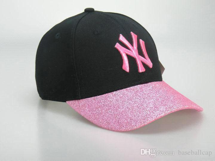 Cheap Yankees Fitted Caps Baseball Cap Embroidered Team NY Letter Size Flat  Brim Hat Yankees Baseball ... f98ed4c4629