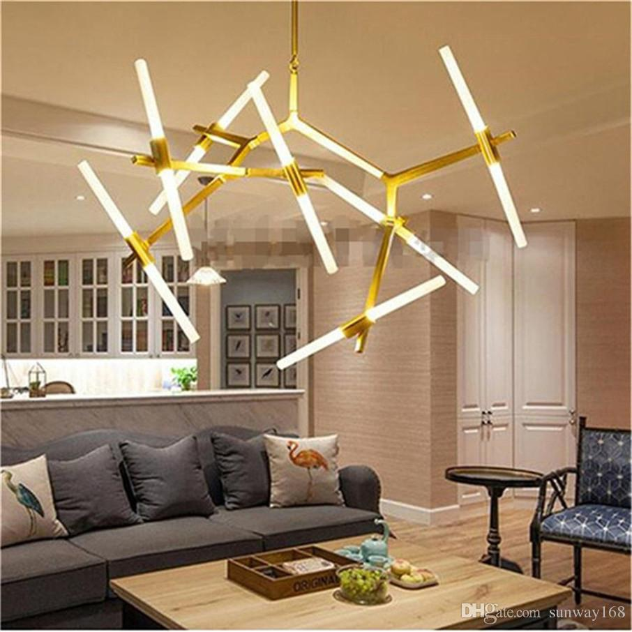 Roll Hill Agnes Pendant Lamp Minimalist Art Decoration Branch