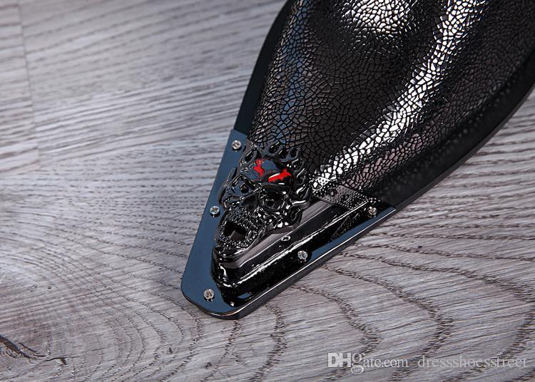 Neuf de haute qualité pour hommes en cuir véritable Chaussures Casual Shoes Robe d'affaires Automne Oxford Chaussures pour hommes à lacets