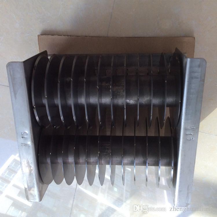 Großhandel - QW Klinge des Fleischschneiders / Fleischschneideklinge / Fleischschneideklinge, Geeignet für QW-Modell