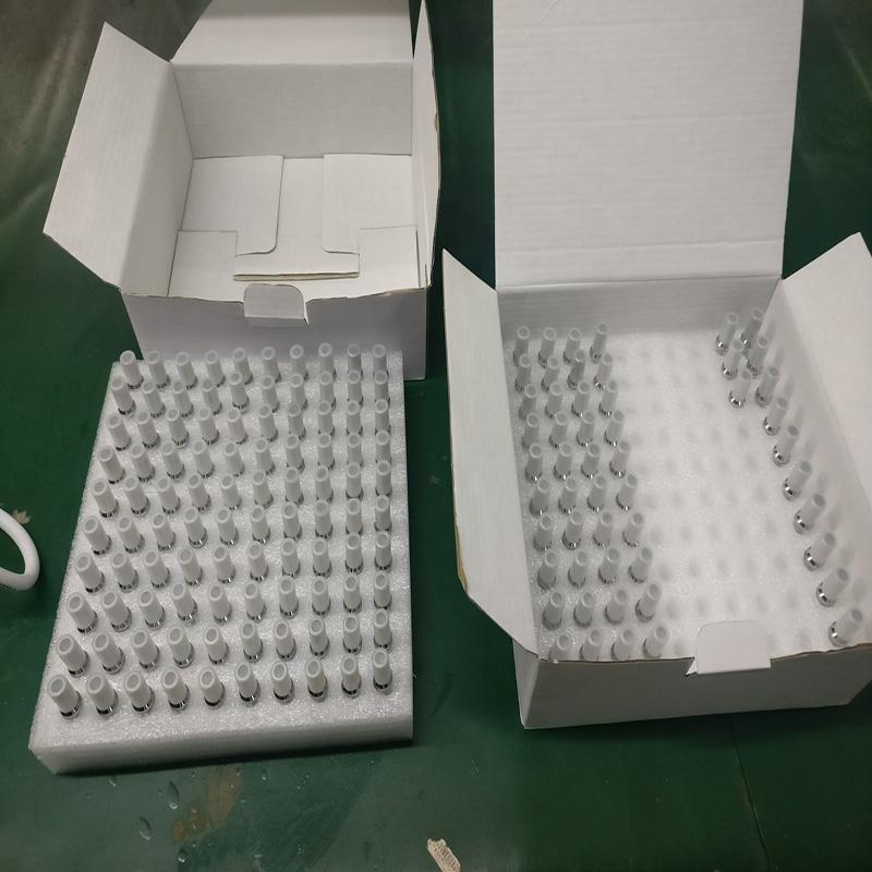 Pyrex Glass Vaporizer Cartridges 096 Oil Hole Adjustable 92A3 Vape Oil Pen 510 Cartridge for BUD Touch O Pen Battery