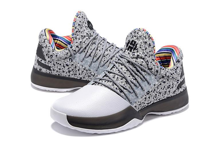 bd86cb67fe23 Top Quality Harden 1 BHM 2018 Hot Sale Basketball Shoes James Harden Shoes  Store US7 US11.5 Basketball Shoe Men Shoes Online From Run200
