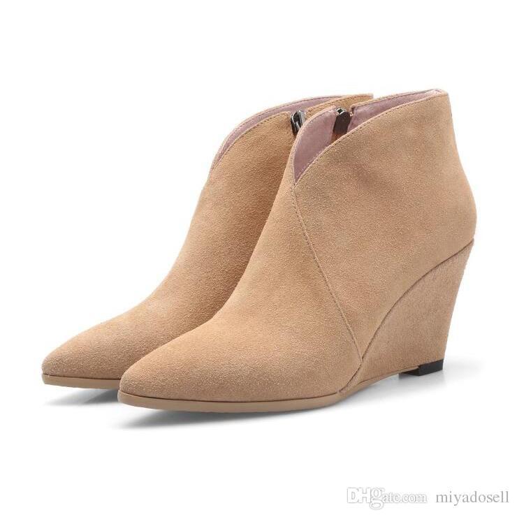 Chaussures à fermeture éclair blanches Sexy femme LODUHCB