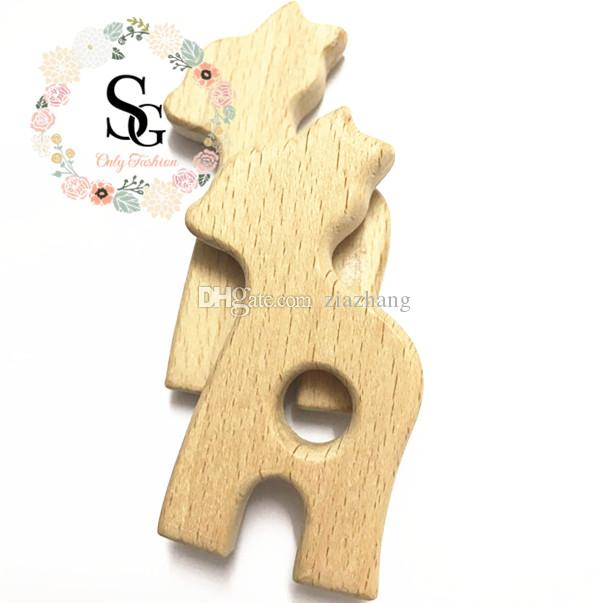 10 Stück pro LosNatural Vogel Holz Beißring - Vogel Holz Beißring. Unbehandelter Beißring-Beißring aus hochwertigem Holz, BPA-freier Sicherheits-Beißring