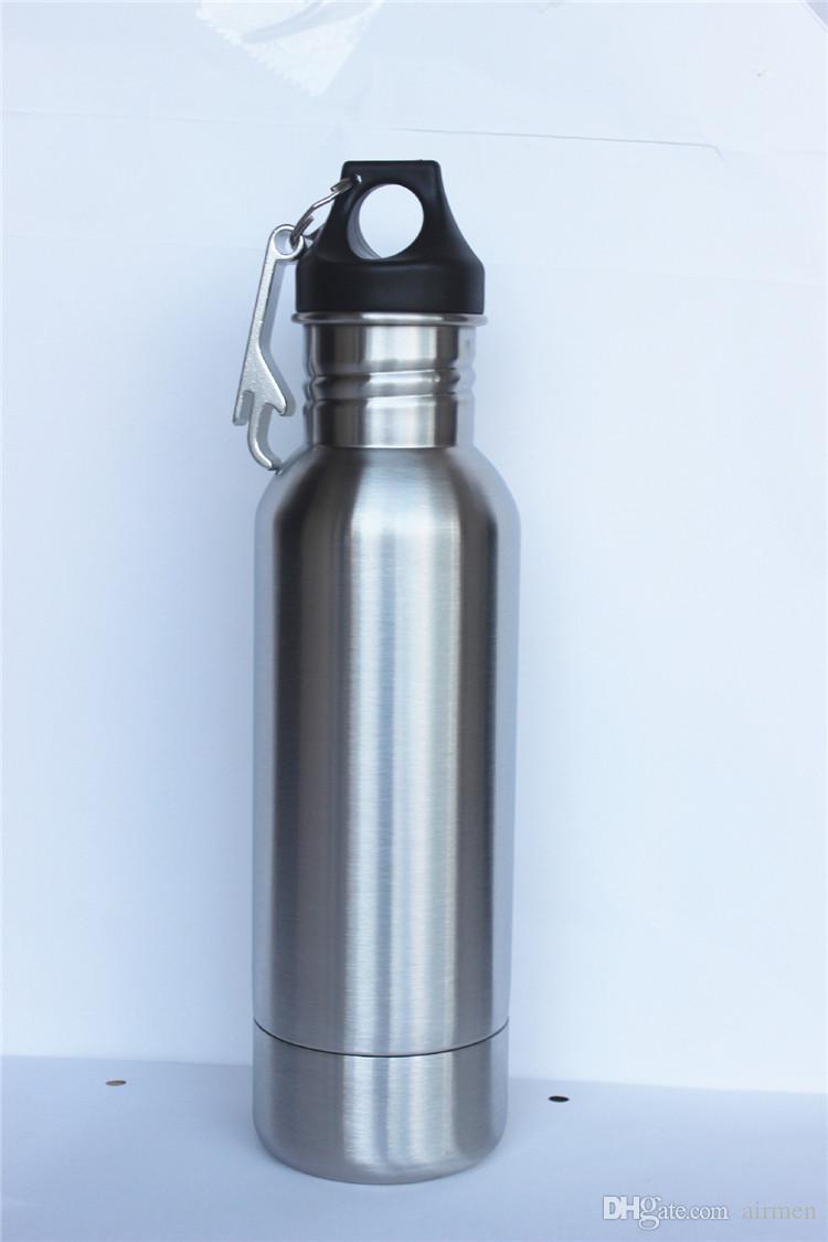 Beer Bottle Armour Koozie Keeper Stainless Steel keeper Armour Bottle Koozie Insulator with Bottle Opener DHL FEDEX Free
