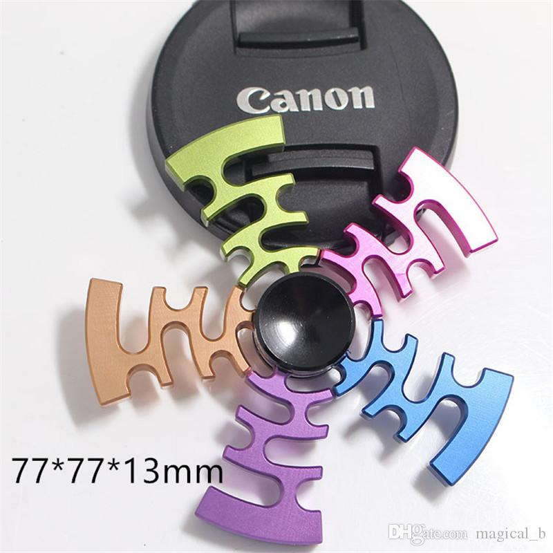 1lot 9-in-1Metal Colorful maze/hammer/Flower /Quad windmill/five windmill/Dice/bullet Spinner Aluminum Alloy Toy