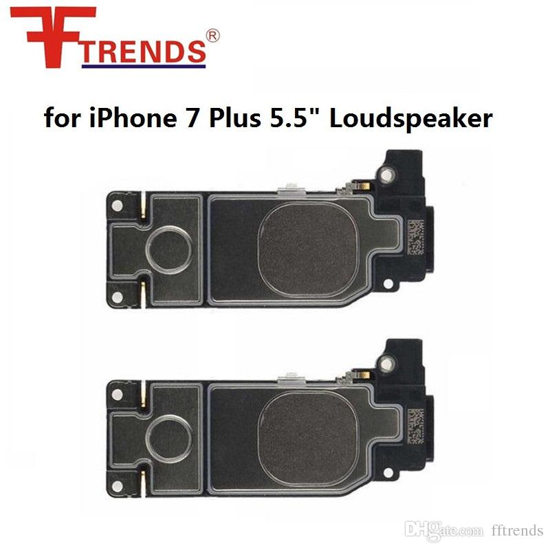 Top A Loud Speaker For Iphone 7 Plus Loudspeaker Buzzer Ringer Flex Cable Ribbon Replacement Repair Parts Cheap Cell Phone From