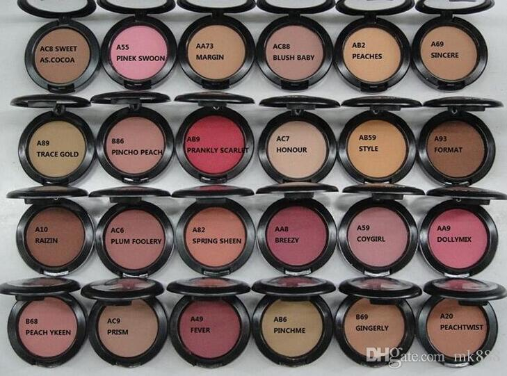 good quality Lowest Best-Selling NEW 24 different colors blush & gift