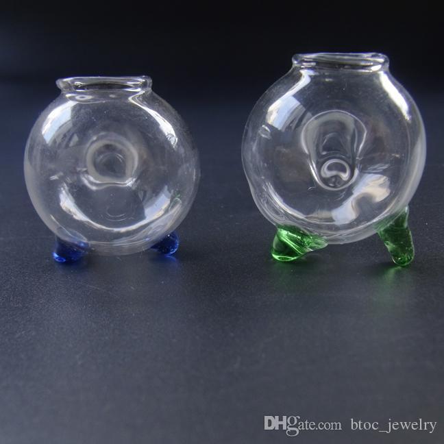 Glaspfeifen Glasröhrchen Glas Pips G30-51