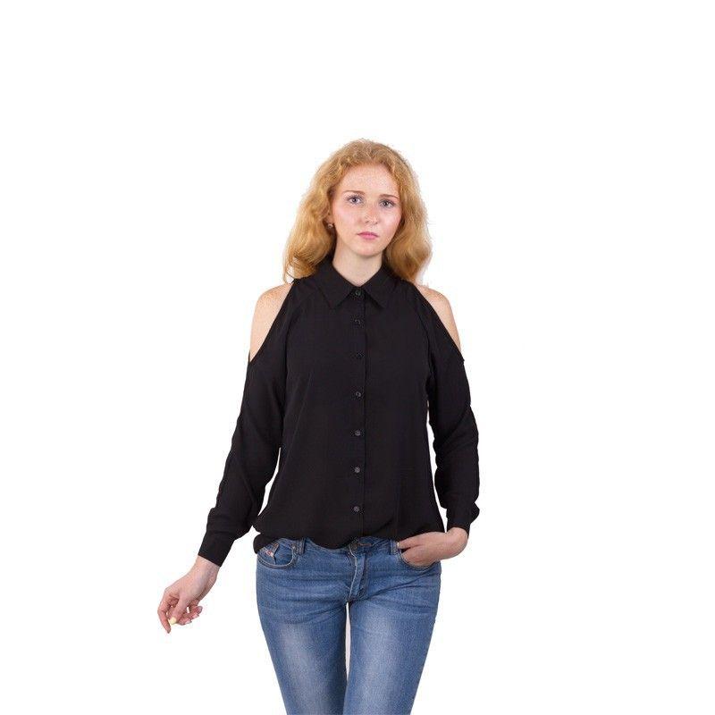 Strapless mangas compridas camisa chiffon exclusivo 10 cores 2017 verão mulheres blusas tops t-shirt plus size LM-199
