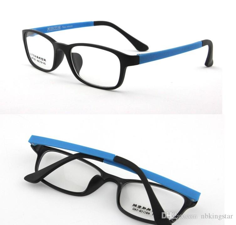 1d689c5060 Compre ULTEM Marco De Gafas Flexibles Súper Ligero Gafas Ópticas Con Receta  Gafas 10 Unids / Lote Envío Gratis A $26.63 Del Nbkingstar | DHgate.Com