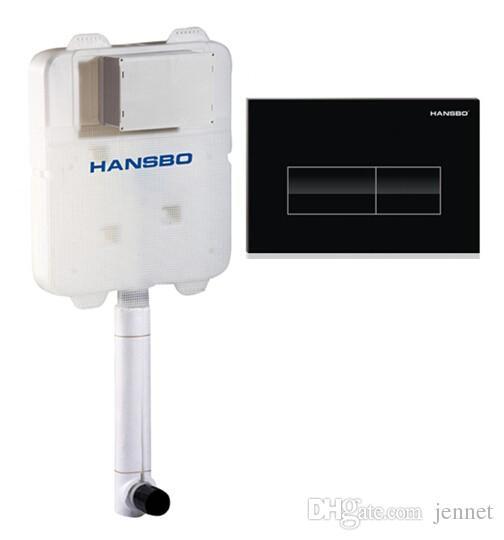 Mechaniker Spülfunktion Sensor Spültoilette verdeckter Tank für Bodenmontage Toilette und Hockenwanne sitzt