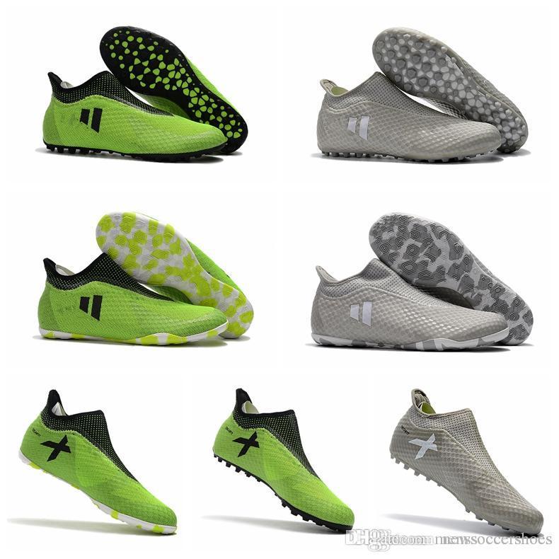 2018 Mens Original Soccer Shoes Turf X Tango 17 Purespeed ...