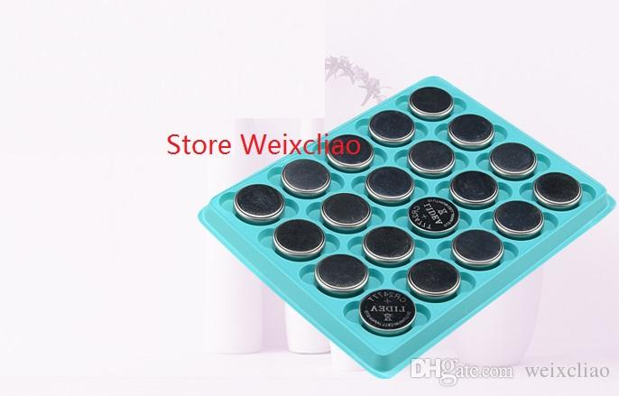 1 CR2477 3V lithium li ion button cell battery li-ion CR 2477 3 Volt coin batteries tray package