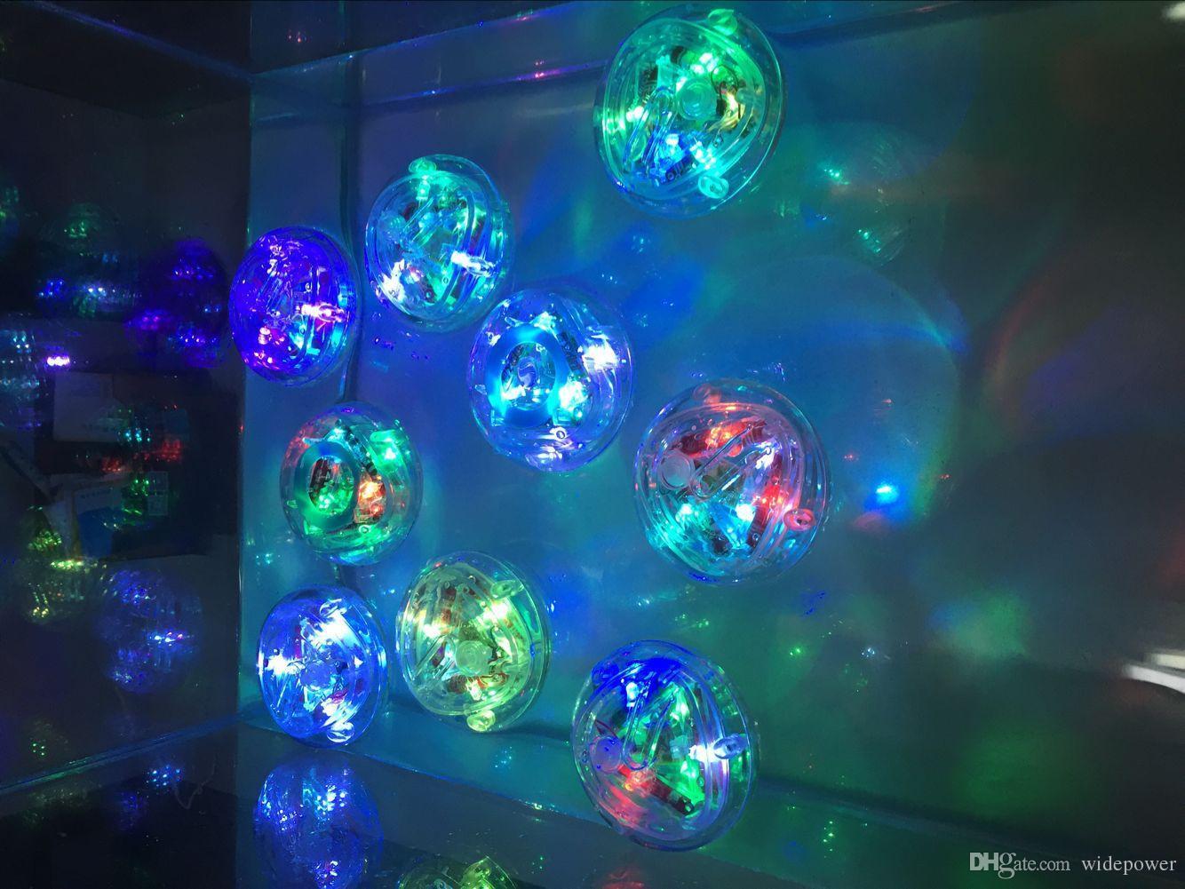 LED Bath Toy Party In The Tub Light Waterproof Bathroom Bathing Tub ...