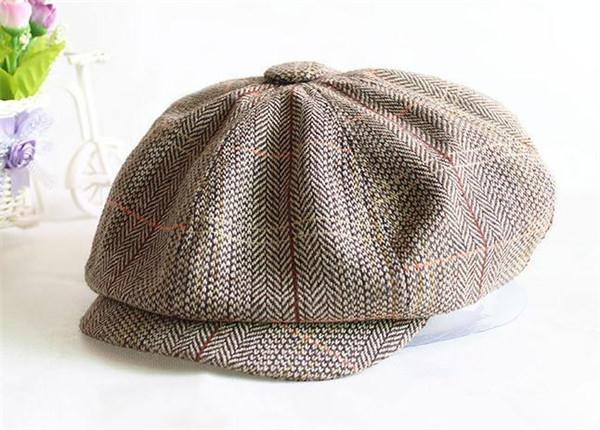 Großhandel Großhandels Männer Frauen Retro Bäcker Jungen Hut ...