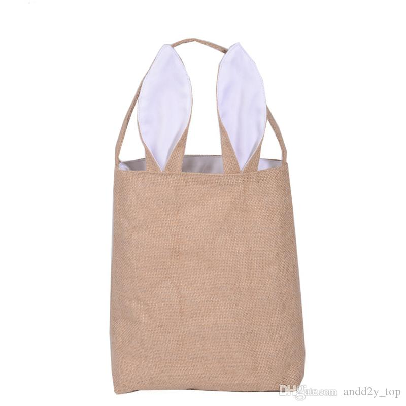 New hot kids easter gift bag rabbit ears shaped handbags for women new hot kids easter gift bag rabbit ears shaped handbags for women creative large bunny ears women totes canvas shopping bags bags 4 kids little girl negle Images