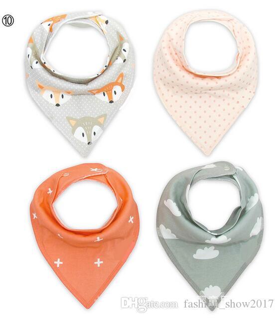 Touchcare Neugeborenen Dual Use Nippel Spitze Kleinkind Lätzchen Dreieck Baby Lätzchen Infant Wasserdicht Halstuch Bandana