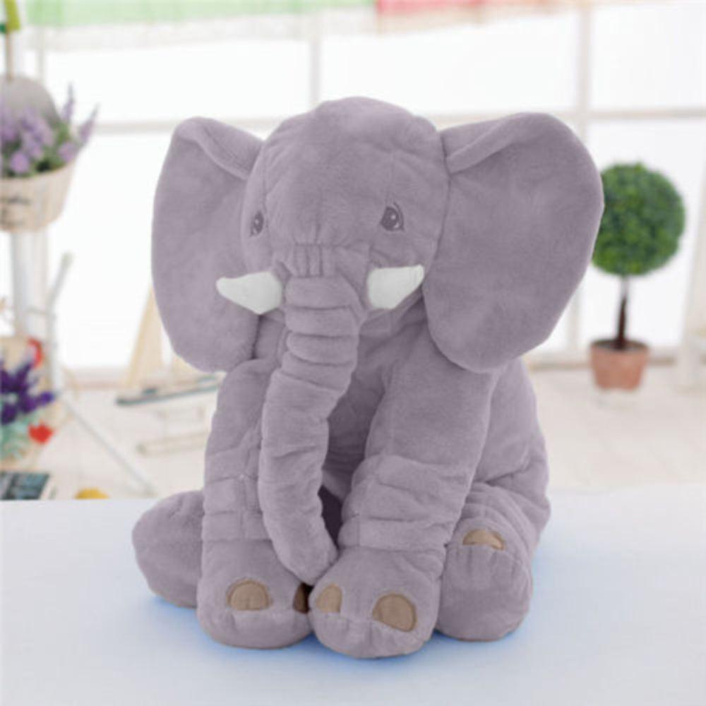 2017 Stuffed Elephant Doll Pillow Huge Giant Big Plush