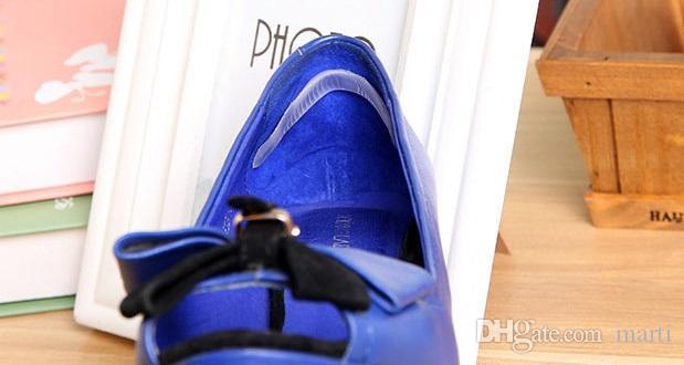 400 قطعة = 100 مجموعة مثبت الحذاء الخلفي كعب إدراج سيليكون هلام عالية الكعب النعال القدم وسادة وسادات قبضة بطانة حامي اكسسوارات h022
